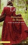 """Couverture du livre : """"Les demoiselles de Beaune"""""""