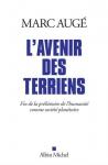 """Couverture du livre : """"L'avenir des Terriens"""""""