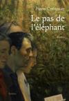"""Couverture du livre : """"Le pas de l'éléphant"""""""