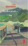 """Couverture du livre : """"Rue de la Sardine"""""""