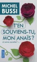 """Couverture du livre : """"T'en souviens-tu, mon Anaïs ?"""""""