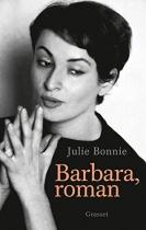 """Couverture du livre : """"Barbara"""""""