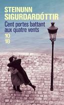 """Couverture du livre : """"Cent portes battant aux quatre vents"""""""