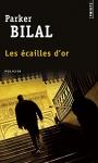 """Couverture du livre : """"Les écailles d'or"""""""