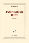 """Couverture du livre : """"L'ambassadeur triste"""""""