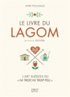 """Couverture du livre : """"Le livre du Lagom"""""""