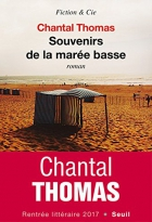 """Couverture du livre : """"Souvenirs de la marée basse"""""""