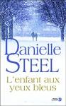 """Couverture du livre : """"L'enfant aux yeux bleus"""""""