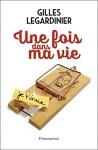 """Couverture du livre : """"Une fois dans ma vie"""""""