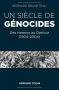 """Couverture du livre : """"Un siècle de génocides"""""""