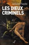 """Couverture du livre : """"Les dieux criminels"""""""