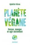 """Couverture du livre : """"Planète végane"""""""