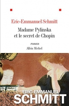 """Couverture du livre : """"Madame Pylinska et le secret de Chopin"""""""