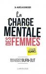 """Couverture du livre : """"La charge mentale des femmes"""""""
