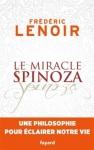 """Couverture du livre : """"Le miracle Spinoza"""""""