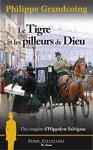 """Couverture du livre : """"Le tigre et les pilleurs de Dieu"""""""