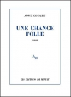 """Couverture du livre : """"Une chance folle"""""""