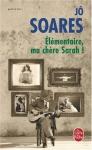 """Couverture du livre : """"Élémentaire, ma chère Sarah !"""""""