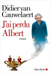 """Couverture du livre : """"J'ai perdu Albert"""""""