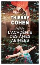 """Couverture du livre : """"L'académie des âmes abîmées"""""""