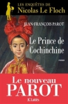 """Couverture du livre : """"Le prince de Cochinchine"""""""