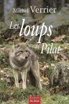 """Couverture du livre : """"Les loups du Pilat"""""""