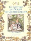 """Couverture du livre : """"Les aventures des souris des quatre saisons"""""""