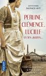 """Couverture du livre : """"Perline, Clémence, Lucille et les autres"""""""