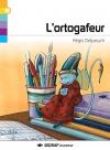 """Couverture du livre : """"L'ortogafeur"""""""