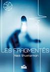 """Couverture du livre : """"Les fragmentés"""""""