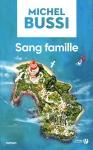 """Couverture du livre : """"Sang famille"""""""