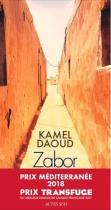 """Couverture du livre : """"Zabor"""""""