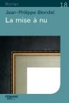 """Couverture du livre : """"La mise à nu"""""""