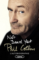 "Couverture du livre : ""Not dead yet"""
