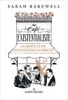 """Couverture du livre : """"Au café existentialiste"""""""