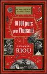 """Couverture du livre : """"10 000 jours pour l'humanité"""""""