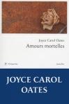"""Couverture du livre : """"Amours mortelles"""""""