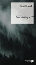 """Couverture du livre : """"Gens de Cogne"""""""