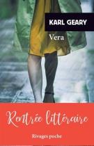 """Couverture du livre : """"Vera"""""""