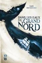 """Couverture du livre : """"Dans les eaux du Grand Nord"""""""