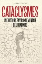"""Couverture du livre : """"Cataclysmes"""""""