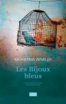 """Couverture du livre : """"Les bijoux bleus"""""""