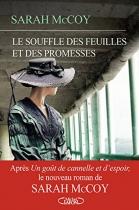 """Couverture du livre : """"Le souffle des feuilles et des promesses"""""""