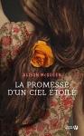 """Couverture du livre : """"La promesse d'un ciel étoilé"""""""
