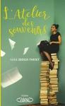 """Couverture du livre : """"L'atelier des souvenirs"""""""
