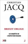 """Couverture du livre : """"Brexit oblige"""""""