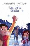"""Couverture du livre : """"Les trois étoiles"""""""