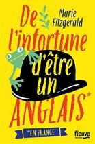 """Couverture du livre : """"De l'infortune d'être un Anglais (en France)"""""""