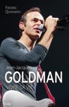"""Couverture du livre : """"Jean-Jacques Goldman"""""""