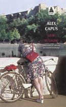 """Couverture du livre : """"Léon et Louise"""""""